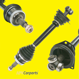 Driveshaft right Audi A4 + VW Passat 1,8 T