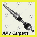 AT-DRIVESHAFT front right VOLVO S80 2,8T + 2,9 24V...