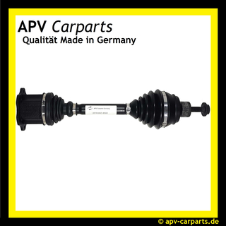 Drive shaft front left or right AUDI A4 A5