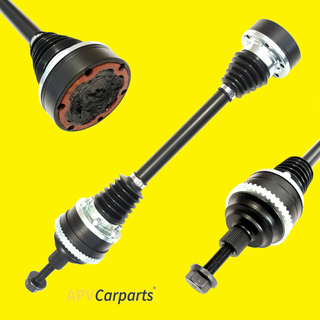 AT-Driveshaft front left VW Caddy III 2,0 SDi, Golf VII, Touran, Seat Leon, Skoda Octavia